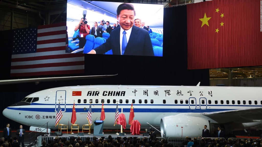 ¿Está China sacando ventaja de la vulnerabilidad de Boeing?
