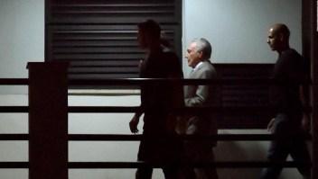 #HechoDelDía: El expresidente de Brasil, Michel Temer, fue detenido en Sao Paulo