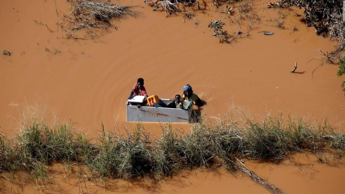 La devastación que dejó el ciclón Idai en el sur de África