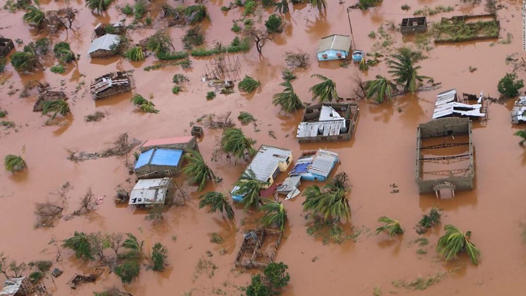 Cifra de muertos por tifón Idai sigue en aumento