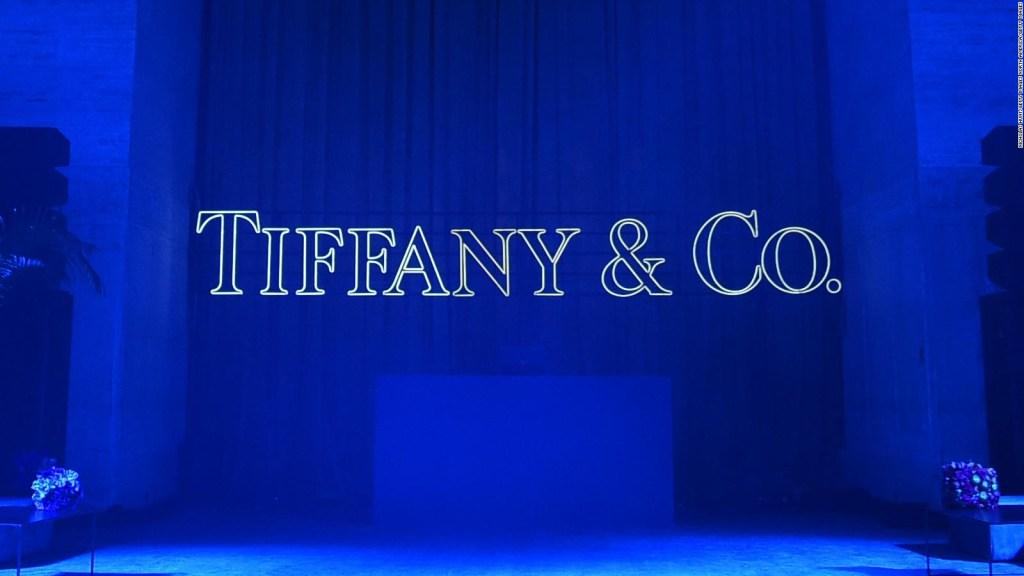 Tiffany and Company rompe récord de ventas en medio de dificultades