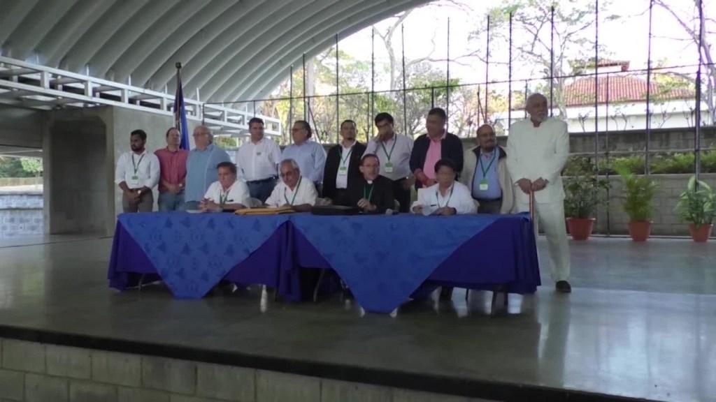 Nicaragua: Diálogo y desconfianza