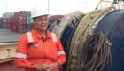 Mujeres forman tripulación del remolcador Monte Cristi