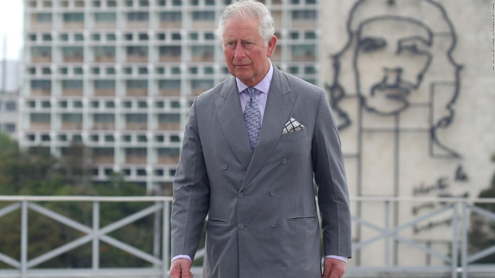 El príncipe Carlos de Inglaterra llega a Cuba en visita oficial