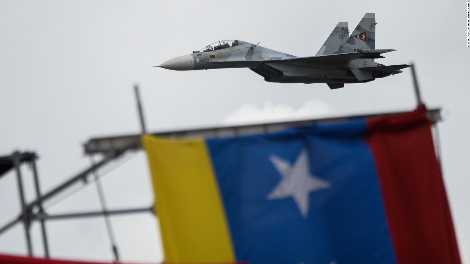 Crisis en Venezuela: ¿Cómo se vería una intervención militar?