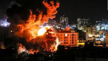 Tensa calma se vive entre Israel y Hamas