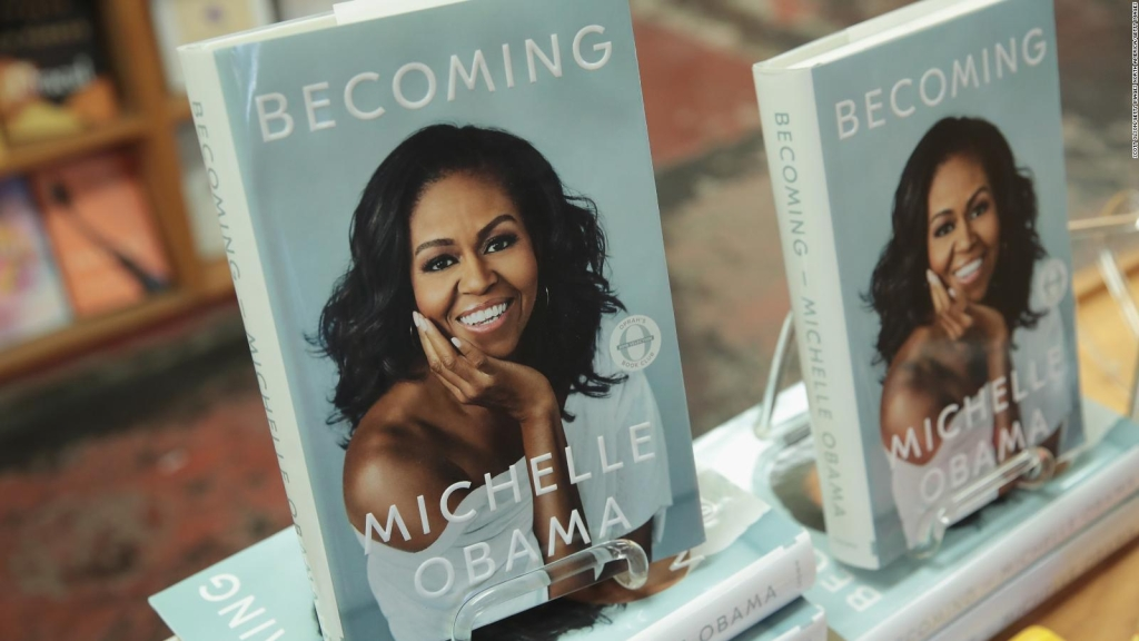 Penguin Random House gana con las memorias de Michelle Obama