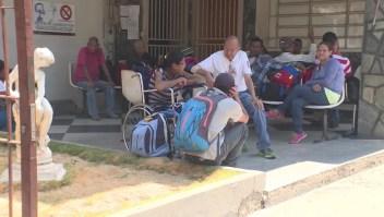 El drama de los hospitales en Venezuela sin electricidad