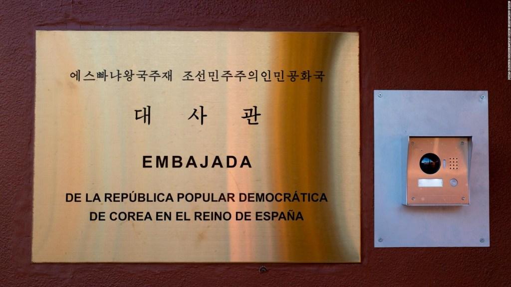 Mexicano acusado de asalto a embajada de Corea del Norte