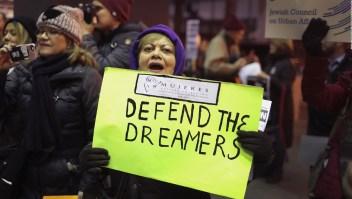 """La nueva esperanza de los """"dreamers"""" en EE.UU."""