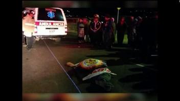 Guatemala: Un atropellamiento deja varios muertos