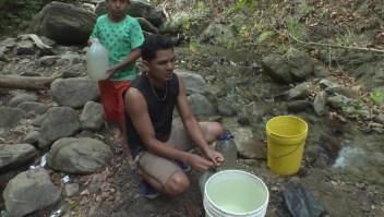 Venezuela: A oscuras, sin agua y sin internet