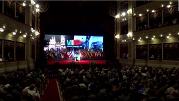 Reacciones en Congreso de Lengua Española a petición AMLO