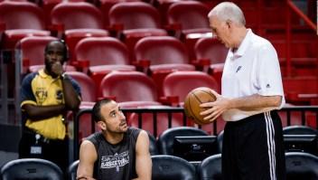 El momento en el que Ginóbili pasó a ser ídolo en la NBA