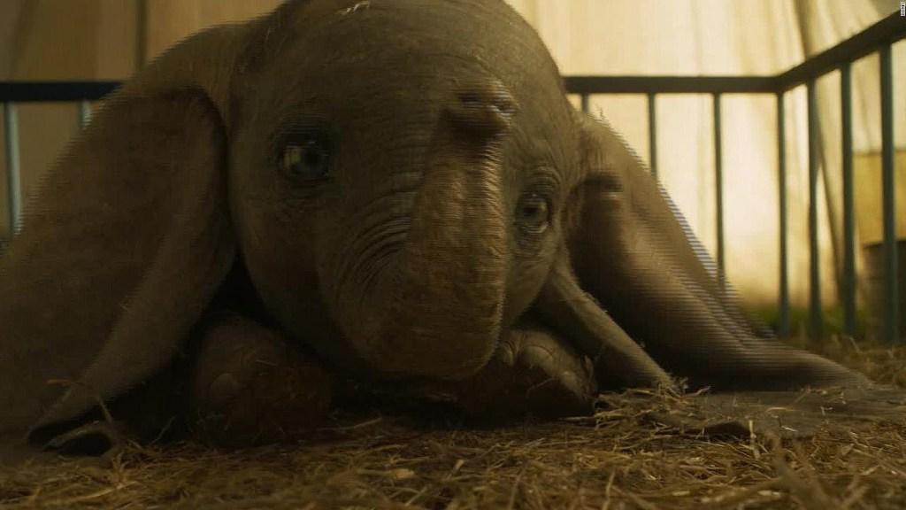 """Lo malo y lo bueno de la nueva versión de """"Dumbo"""""""