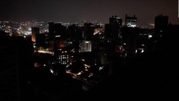 Así se viven los apagones en Venezuela