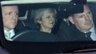 Theresa May no consigue los votos para el brexit