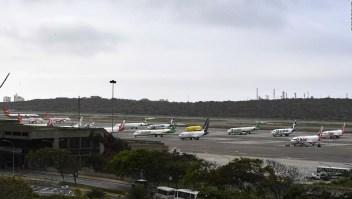 ¿Qué aerolíneas ya no vuelan a Venezuela y cuáles sí?
