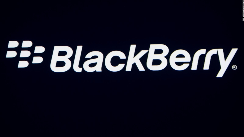 Enfoque de BlackBerry en software está dando resultados