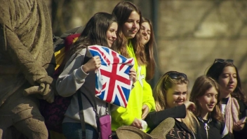 Así se vive el activismo contra el brexit en Bath