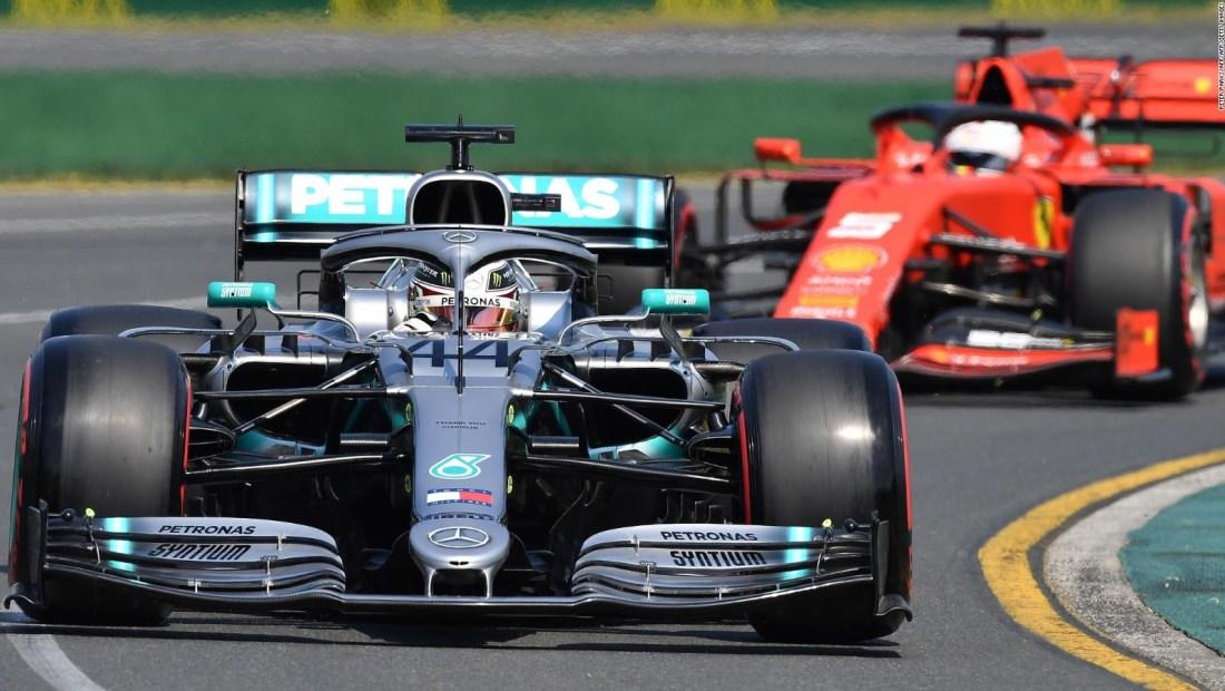 La previa al GP de Bahrein: Ferrari acecha a Mercedes