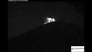 Popocatépetl: actividad del volcán mexicano no se detiene