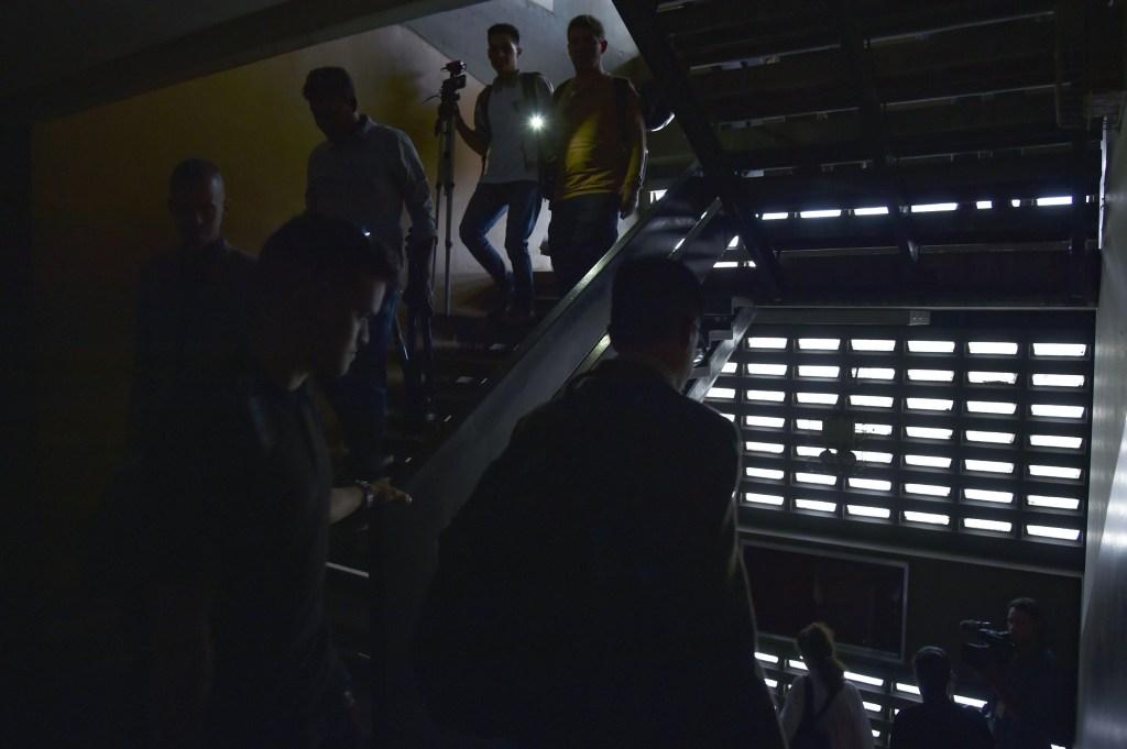 VENEZUELA CRISIS energia electricidad luz POWER-OUTAGE