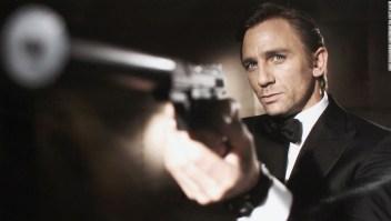 Daniel Craig Rami Malek James Bond