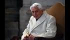 El papa emérito Benedicto XVI opina sobre los abusos sexuales