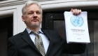 Así describía Assange su encierro en la embajada de Ecuador