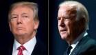 Biden responde a Trump con humor