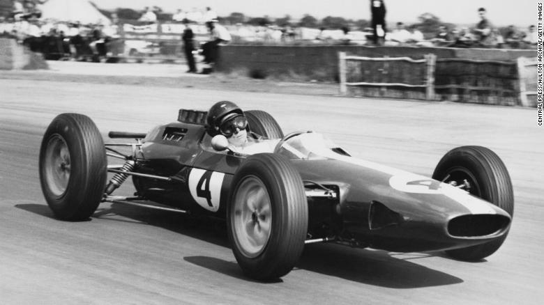 Lotus 25, Jim Clark