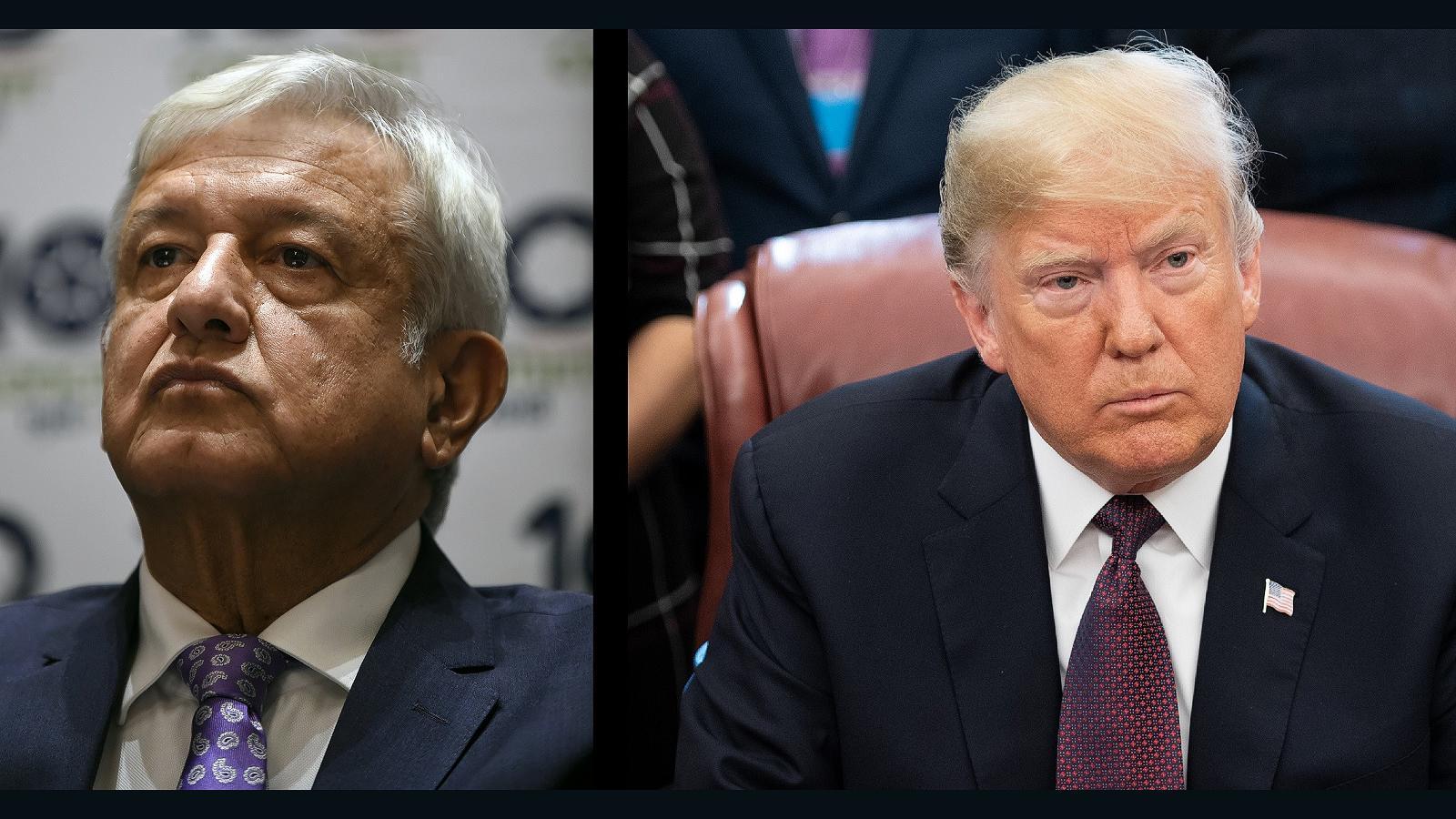 Trump amenaza y AMLO se defiende: ¿dónde está el problema?