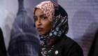 Las amenazas de muerte contra la congresista Ilhan Omar