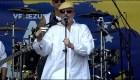 Miguel Bosé publicó un video buscando a Bachelet