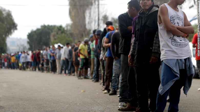 migrantes migración