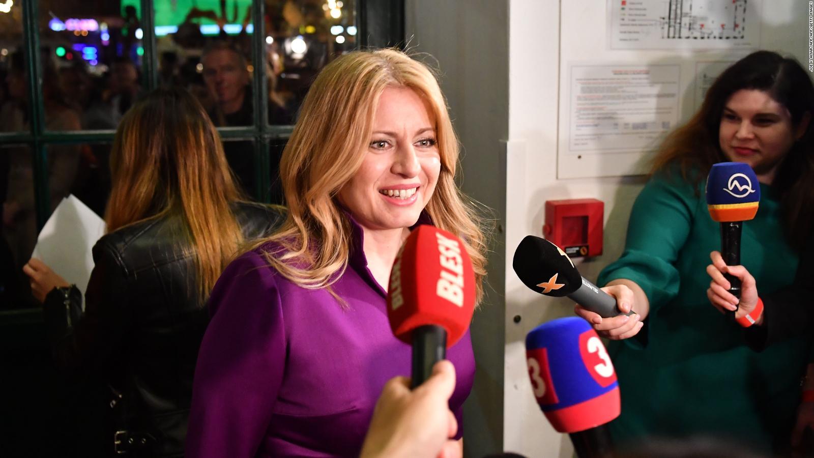 Eslovaquia mujeres de Recortes de