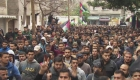 Siguen los funerales en Gaza