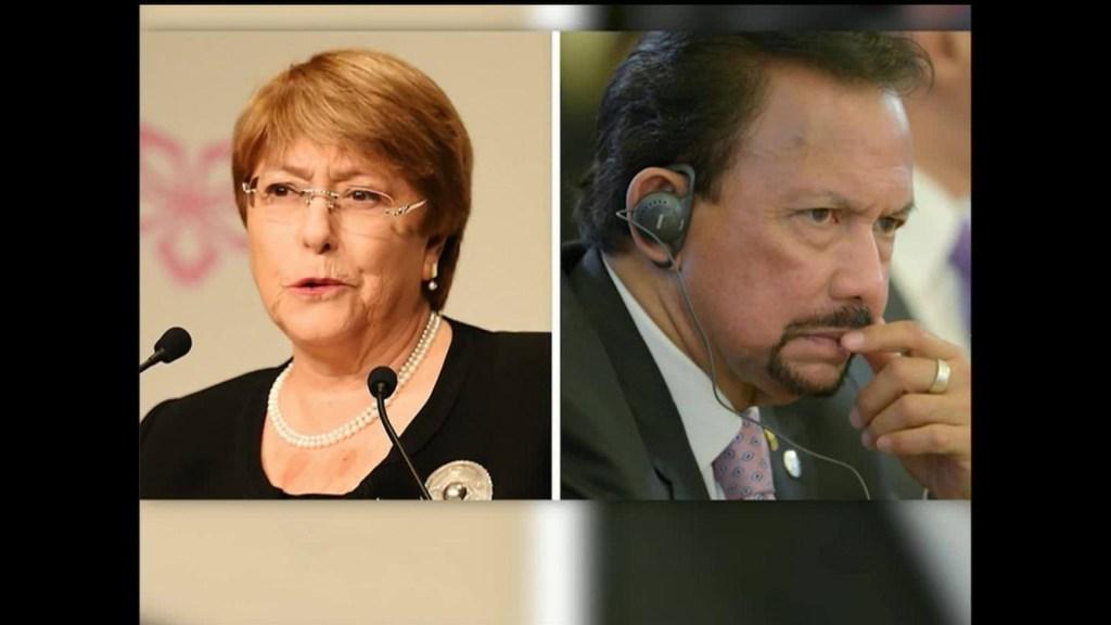 La ONU condena leyes antigay en Brunei