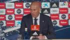 Zidane explica por qué su hijo fue titular en el Real Madrid