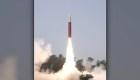"""Jefe de la NASA dice que la prueba de misiles de India es """"terrible"""""""