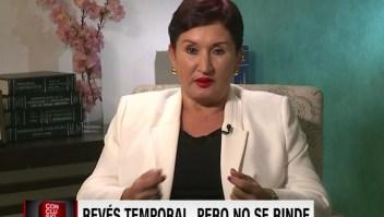 El próximo paso de Thelma Aldana tras quedar fuera de la contienda presidencial de Guatemala