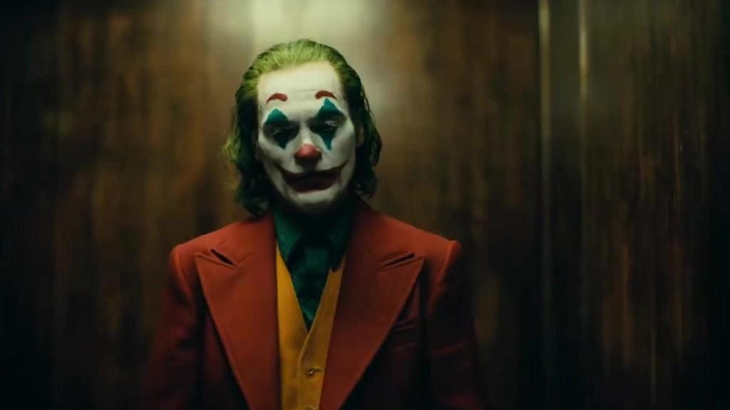 "Joaquin Phoenix se estrena como ""Joker"""
