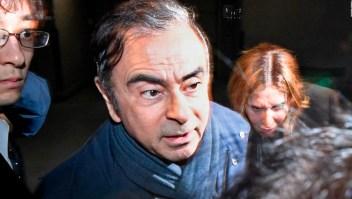 Vuelven a detener al expresidente de Nissan