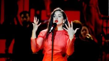 El flamenco es la inspiración artística de Rosalía