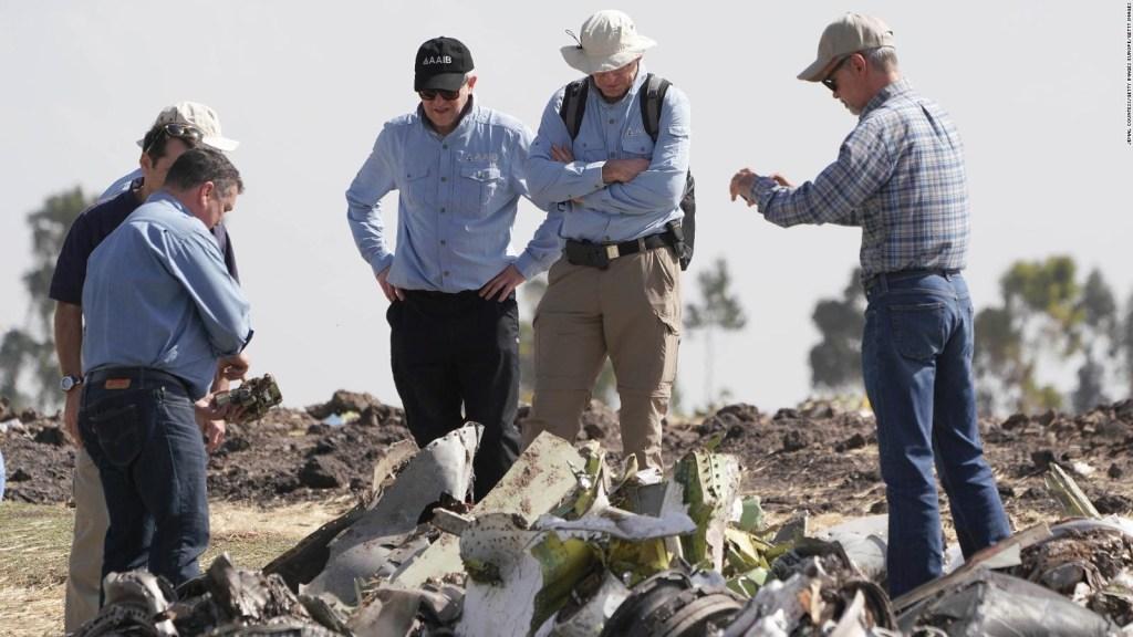 ¿Quiénes son los responsables del accidente de Ethiopian Airlines?