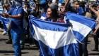 """Dirigente opositora: """"En Nicaragua hay represión en todas las calles"""""""