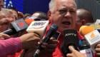 Cabello: Con Guaidó se sigue el proceso de la Constitución