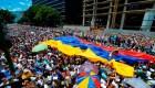 Así se viven las manifestaciones en Venezuela