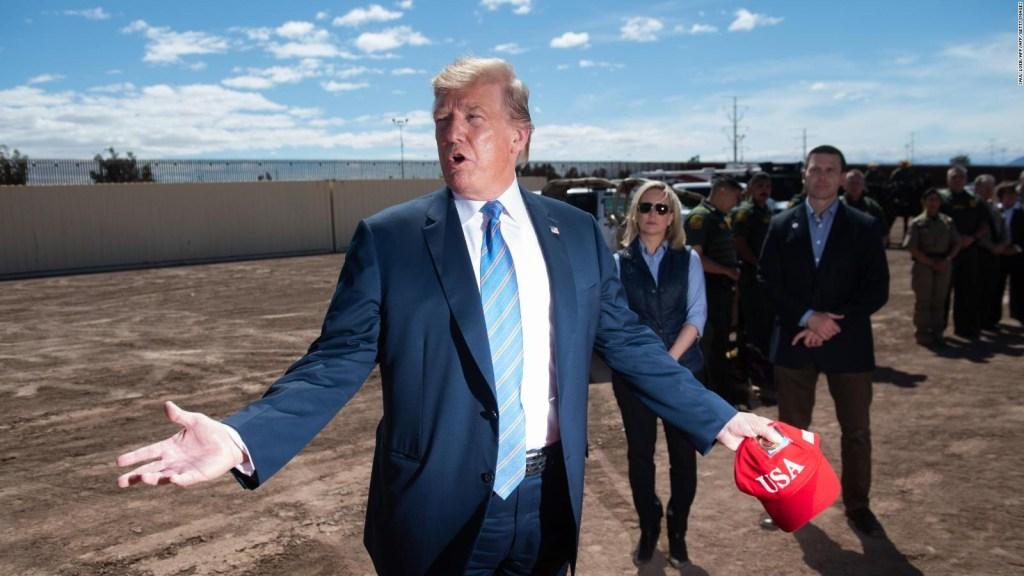 Trump amenaza con imponer aranceles a México